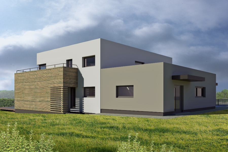 dům s terasou | 2013